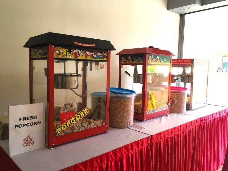 Carnival Snacks in Singapore