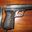 CZ 24 9mm: Prodám pistoli CZ 24, jeden zásobník, ráže 9mm browning. Povrch ponechám v původním stavu, pistole je kompletní a plně funkční. Evidována na sběratelských dokladech.https://s3.eu-central-1.amazonaws.com/data.huntingbazar.com/12962-cz-24-9mm-pistole.jpg