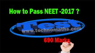 Techno Math & General Knowledge: Download NEET Exam- 2016 Model Question Paper