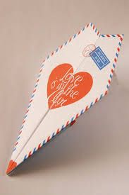 Image result for paper airplane direct mail