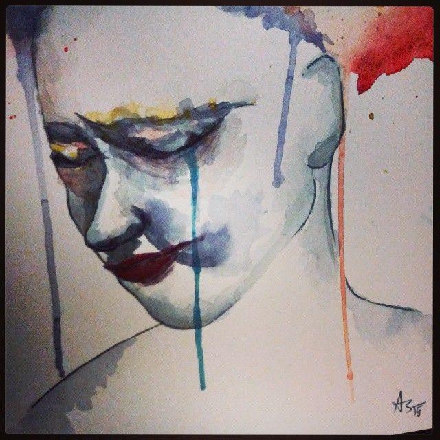 Pain/Watercolor