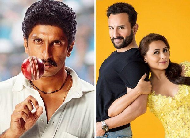 Scoop Ranveer Singhs 83 Pushed From Christmas Will Yrfs Bunty Aur Babli 2 Take The Festive Slot Bollywood News Yash Raj Films Ranveer Singh