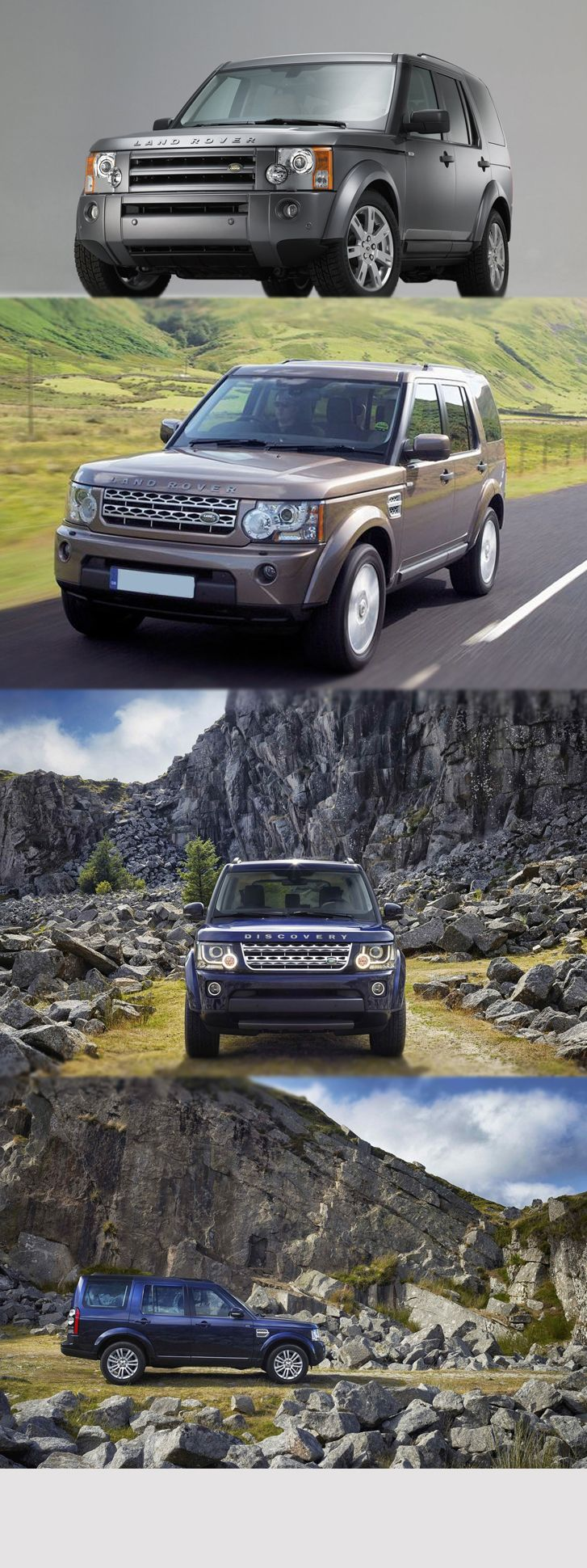 Land rover discovery 3 an iconic off roader of the era for more detail
