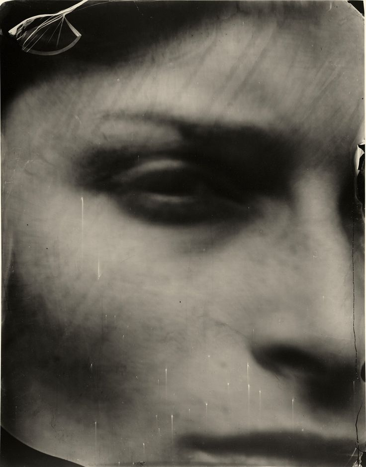 Sally Mann. 'Jessie #10' 2004, from the series Faces © Sally Mann. Courtesy Gagosian Gallery