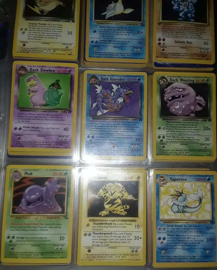 I can not believe I still have all my very first FIRST GEN pokemon cards. I never took them out of these plastic binder things. to bad they ain't gonna make me rich like I thought they were going to as a kid aha. but wow. can't believe I still got em. GOTTA CATCH EM ALL #POKEMON #gottacatchemall #pokemoncards #firstgen #collectables #nerd #everyonesdreamhastostartsomewhere #minejusthappenedtobewithpokemoncards #lol
