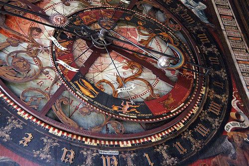 astronomical clock, Munster, Germany