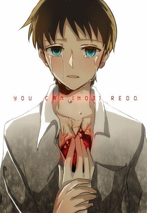 Shinji - Neon Genisis Evangelion.