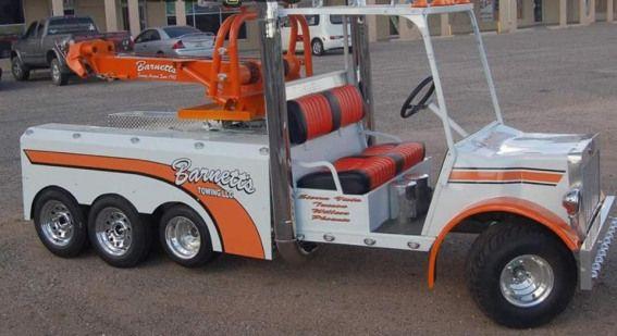 26+ Big rig golf carts info