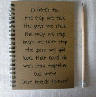 Quote Cute This Is So Perf For My Biffles 3 Cool Awesome Thing To Look At And Pin Pinterest Gifts Friends