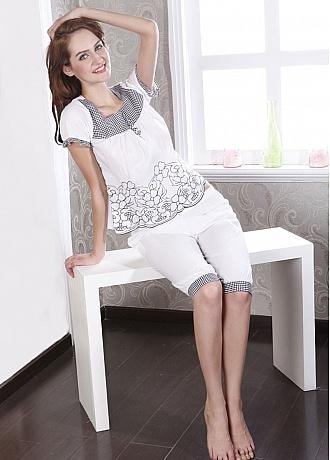 Robes Femmes/ensemble de pyjama 2-pièces blanches élégantes  http://fr.edressbridal.com/lingerie-sexy/ensemble-pyjama-et-robe-charmant-%C3%A0-femmes--17052.html
