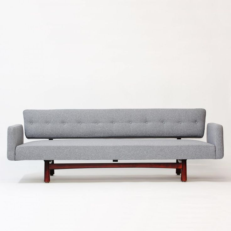 New York Sofa by Edward Wormley for Ljungs Industrier/DUX, 1950s 1