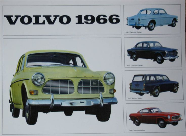 Vintage Volvo Pages, Volvo 122 Sport wagon fix up