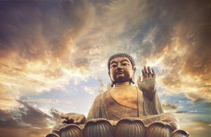 Both Hinduism and Buddhism emphasize that one overcomes the three types of suffering (dukkha) through the development of understanding.