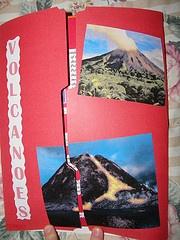Volcanoes Lapbook