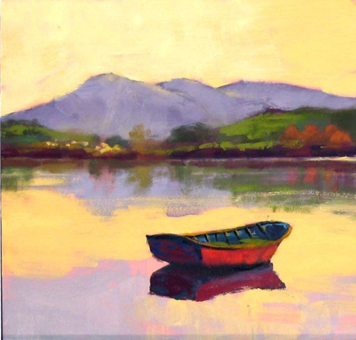 Elizabeth osborn watercolorist philadelphiabased painter