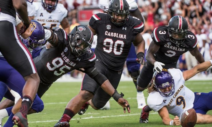 Will Muschamp pleased with QB and defensive performance = During South Carolina's 20-15 victory over East Carolina in its home opener, many questions were answered for the Gamecock program, such as who will lead the team in 2016 and where its first-half points come from. Both.....