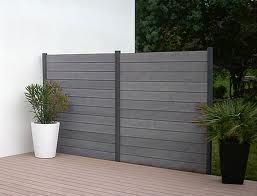 composite fencing - Google Search