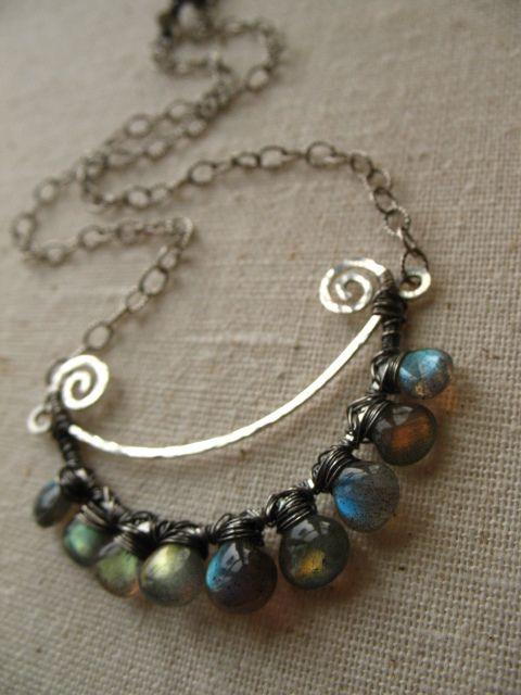 necklace - nice