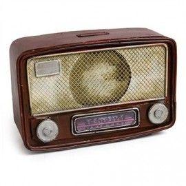 Metal Radyo Kumbara