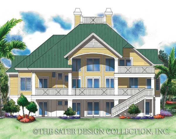 Montserrat House Plan