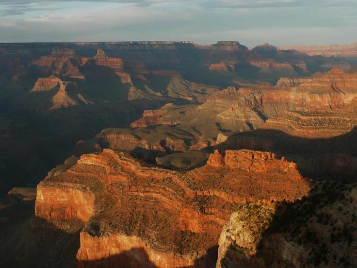 ユーラシア旅行社で行くアメリカツアーでご案内するグランドキャニオン