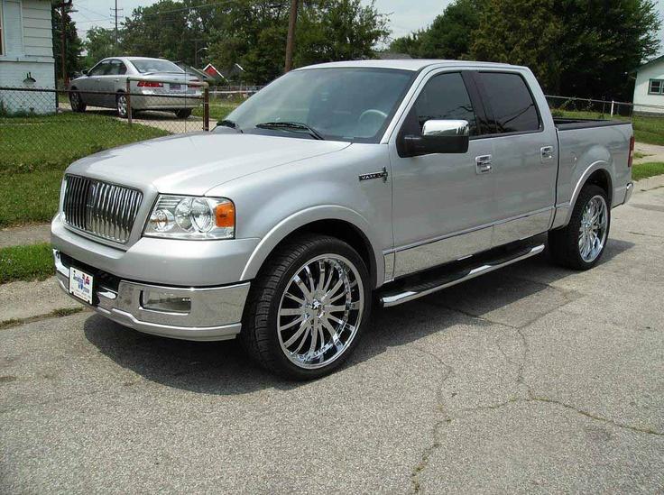 2006 Lincoln Mark LT Pickup