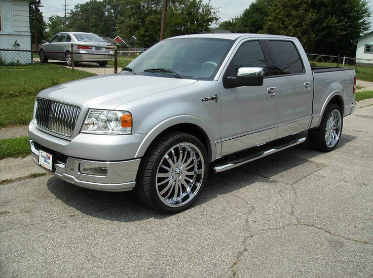 "2006 Lincoln Mark LT Pickup...""Sweet...I'm coming for you."""