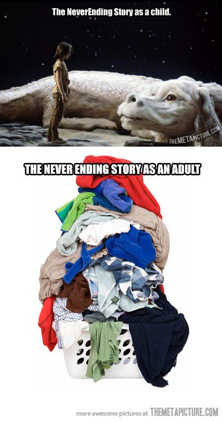 The NeverEnding Story…