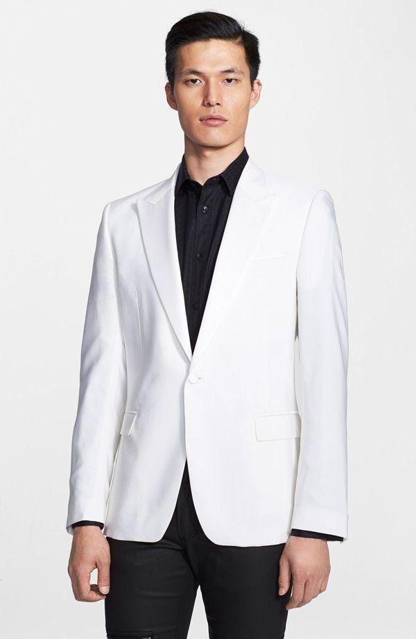 Best 25+ White tuxedo jacket ideas on Pinterest | White ...  Best 25+ White ...