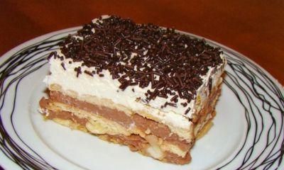 Το καλύτερο γλυκό ever! Πτι μπερ και άνθος αραβοσίτου σοκολάτα!