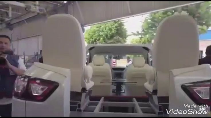 Así será el PapaMovil que usura el Papá Francisco en su estadia en Colombia