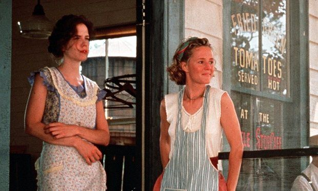 Fried Green Tomatoes. My favorite movie ever!