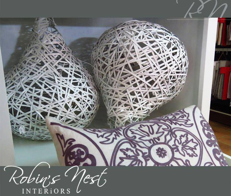 We have a stunning range of furniture and collectables - available at Robins Nest Interiors. #accessories #RobinsNest