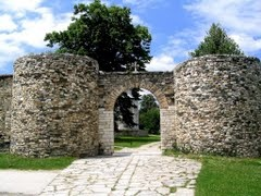 Studenica, Serbia.  http://www.worldheritagesite.org/sites/studenica.html