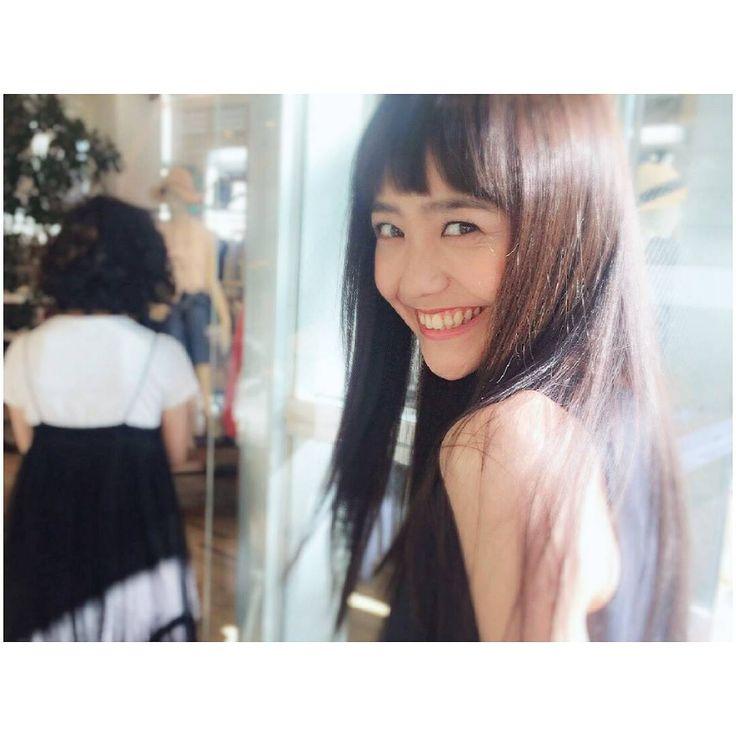 松井愛莉の髪