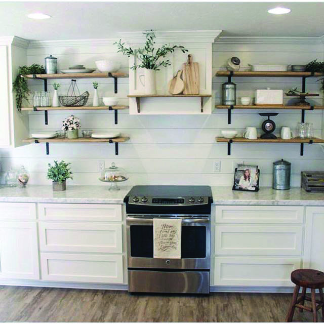 Shabby Chic Kitchen Design Ideas: Graceful Shabby Chic Kitchen Bar Stools To Inspire You