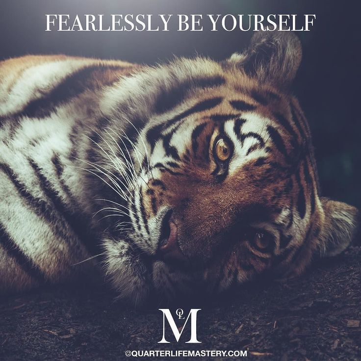 Always be yourself express yourself and have faith in yourself