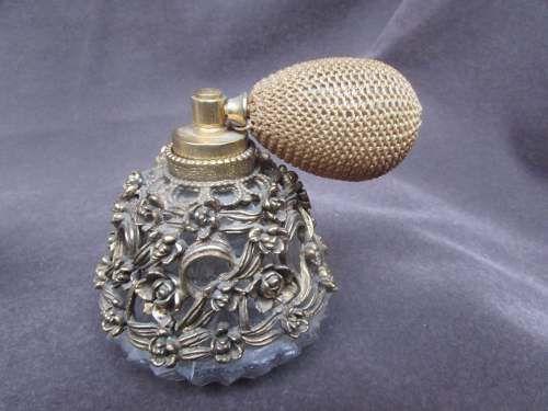 Imágenes Victorianas: Perfumero victoriano.