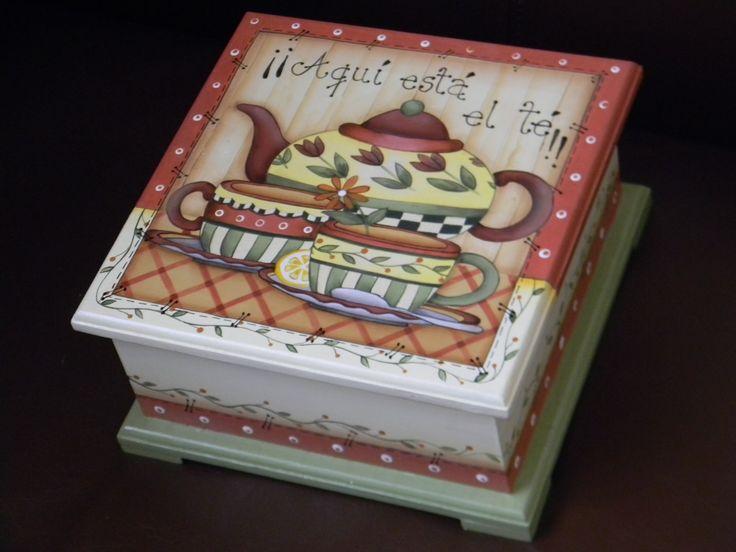 792 best cajas decoradas images on pinterest - Cajas decoradas a mano ...