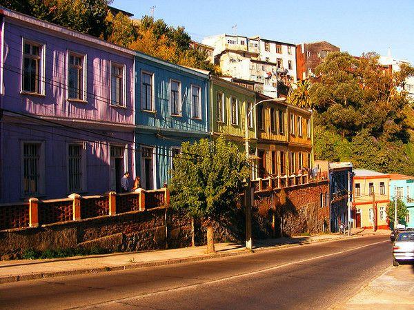 in Valparaiso