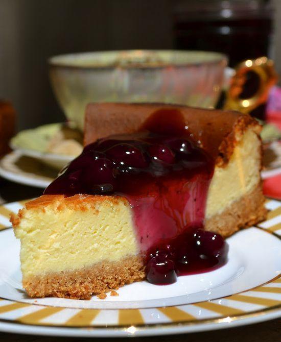 Tengo Que hacer this delicioso Cheesecake Nueva York