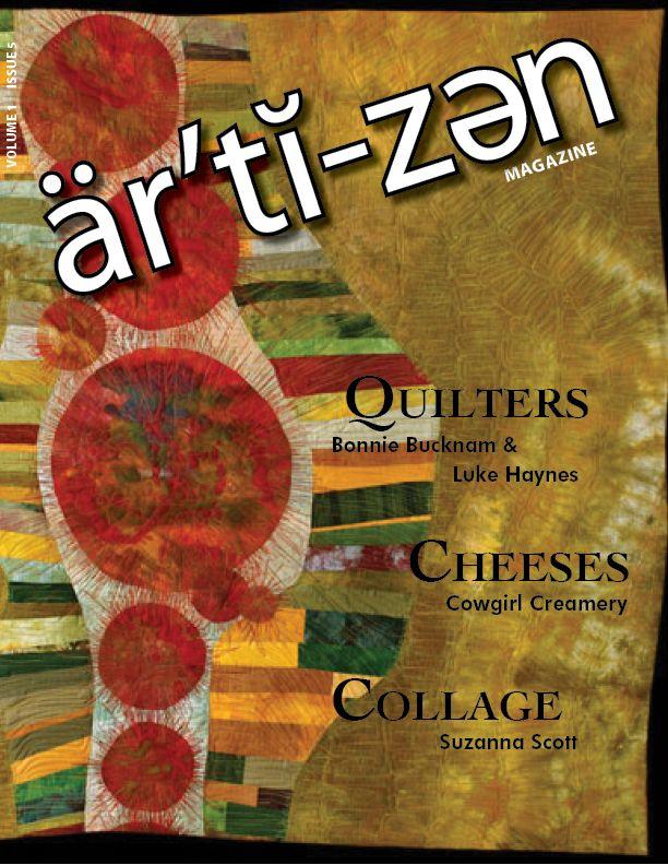 Issue 5: http://publications.catstonepress.com/i/112419  #magazine #art #handmade #quilts #food