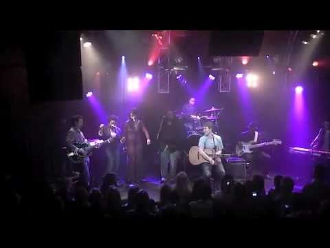▶ It's Not Over - Jonny Lang, Melinda Doolittle, Heidi Rojas, Jason Eskridge, Tommy Sims, Drew Ramsey, Dwan Hill, Marcus Hill, De Marco Johnson [Live at the 'Healing Haiti 1 Song @ A Time' benefit concert @ 12th & Porter. Performing 'It's Not Over' by Jonny Lang.]