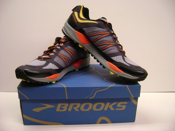 Brooks Cascadia 11 Men's TRAIL Running Shoes Size 15 NEW