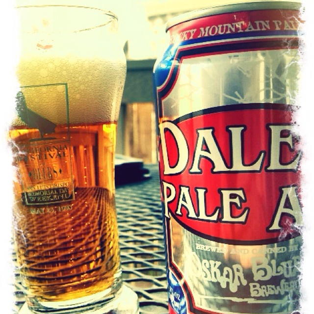 Git some. Dale's Pale Ale