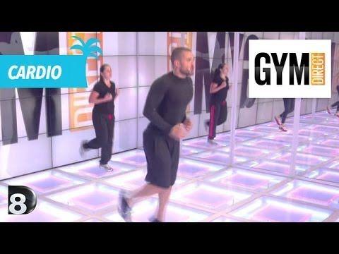 YouTube Gym Direct Cardio C'est l'été vidéo