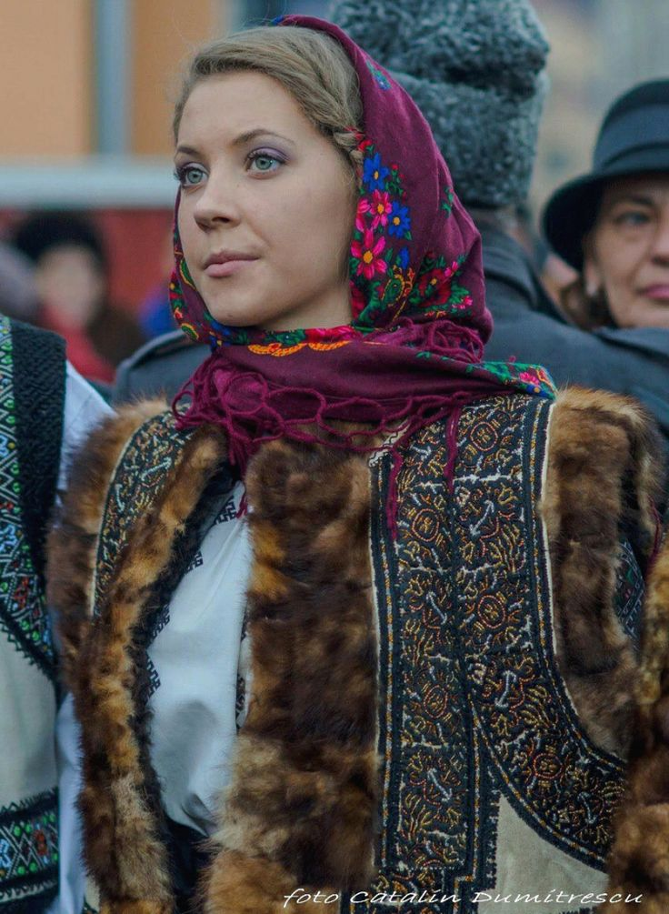 Traditional Costume, Bucovina