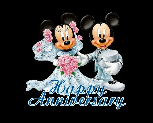 Mickey & Minnie Glitter Graphics | ... ://www.glitters123.com/anniversary/gorgeous-couple-mickey-and-minnie