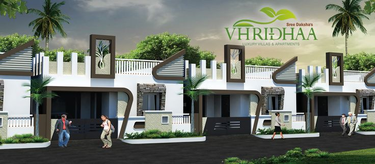 SreeDaksha's Vhridhaa - Luxury Villas for sale @ Marudhamalai, Coimbatore