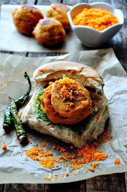 Vada Pav Recipe - How to Make Mumbai Vada Pav